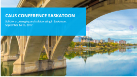 McKercher LLP hosts the Canadian Association of University Solicitors Conference in Saskatoon